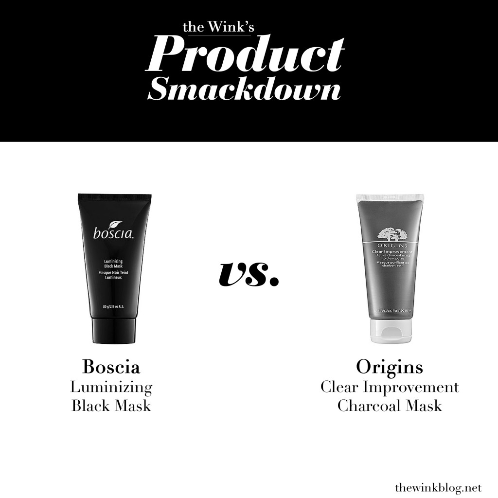 Product smackdown-masks