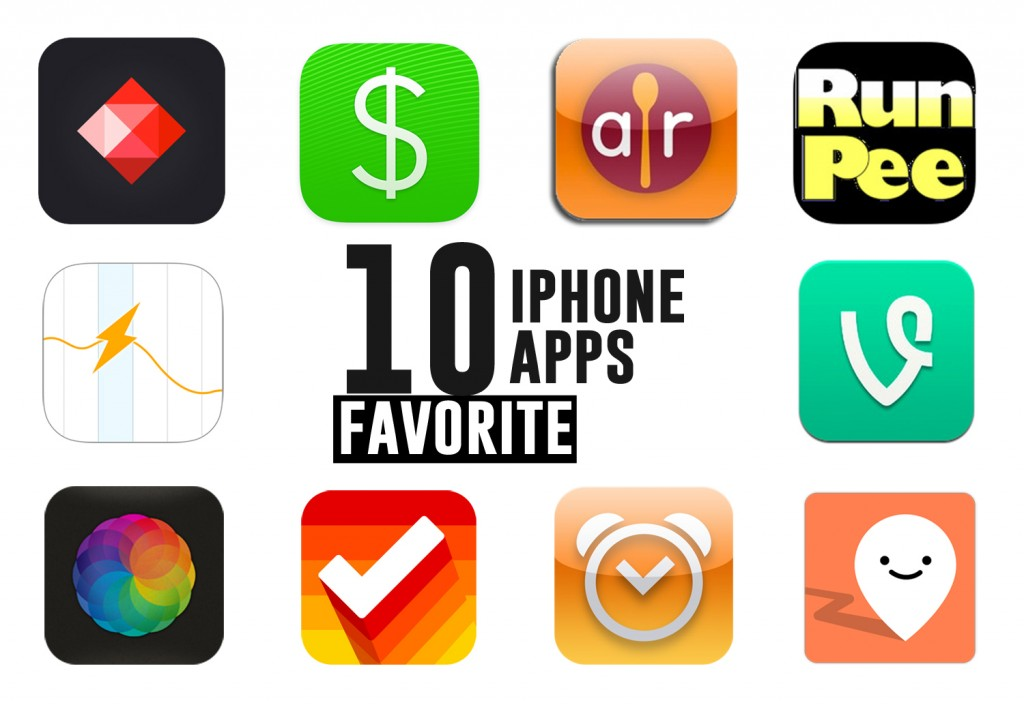 10-favorite-iphone-apps