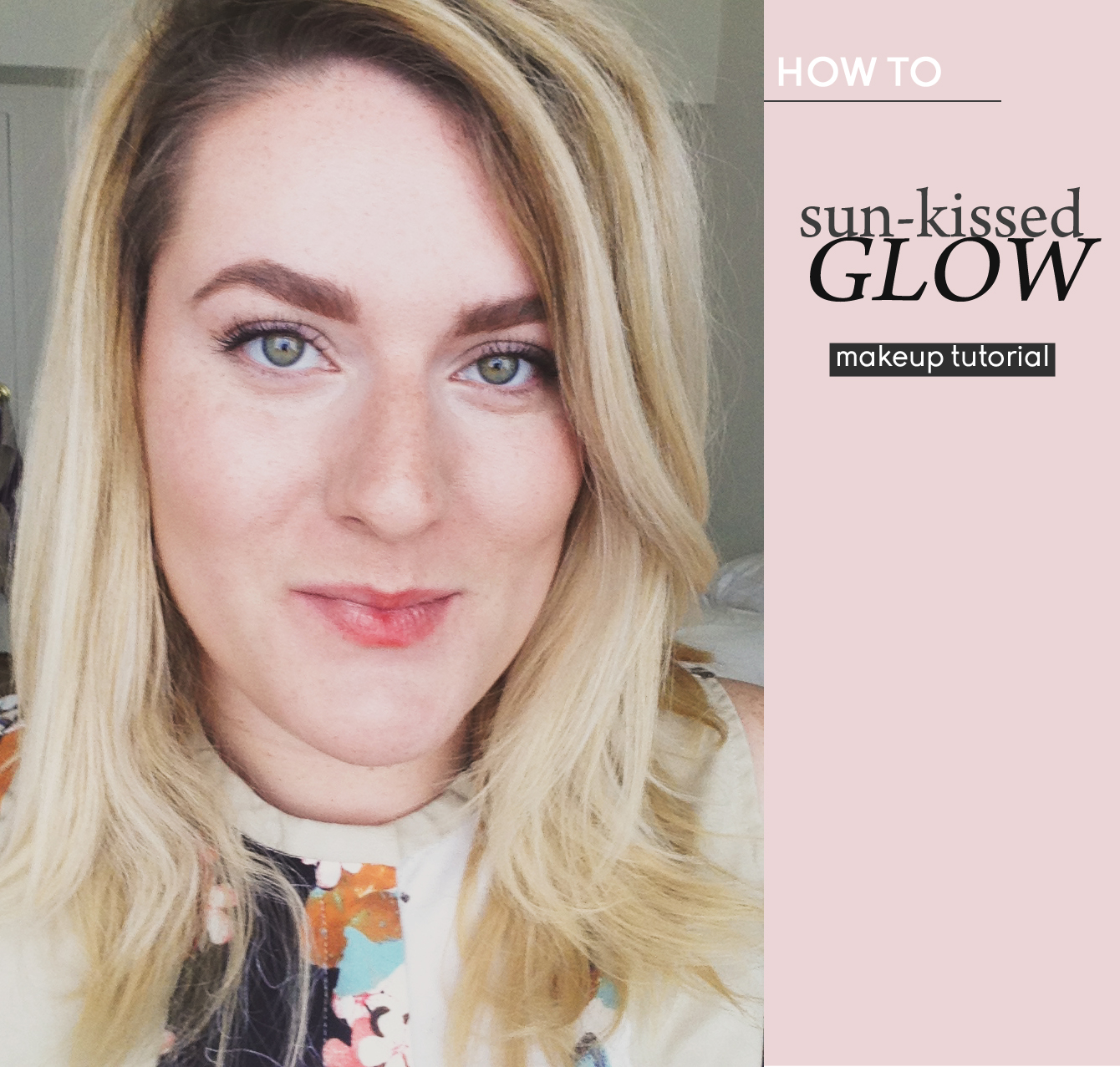 how-to-sun-kissed-glow