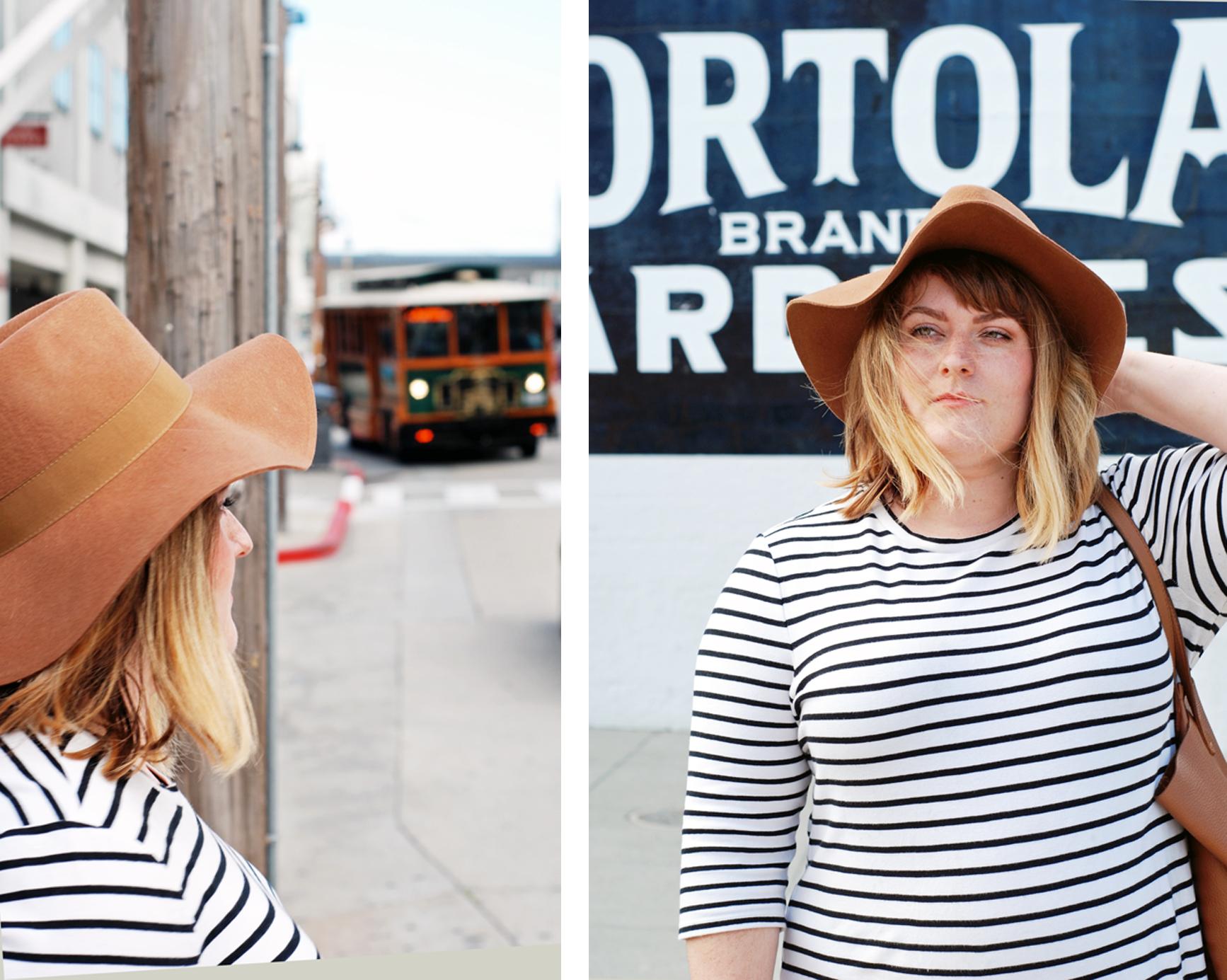 striped-dress-combo