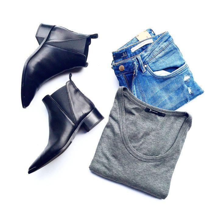 jeans-booties-flatlay