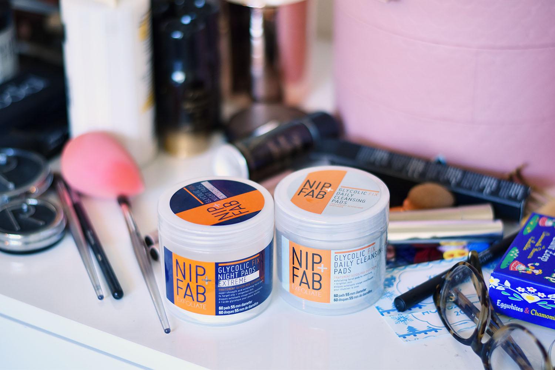 nip-fab-glycolic-fix-night-pads