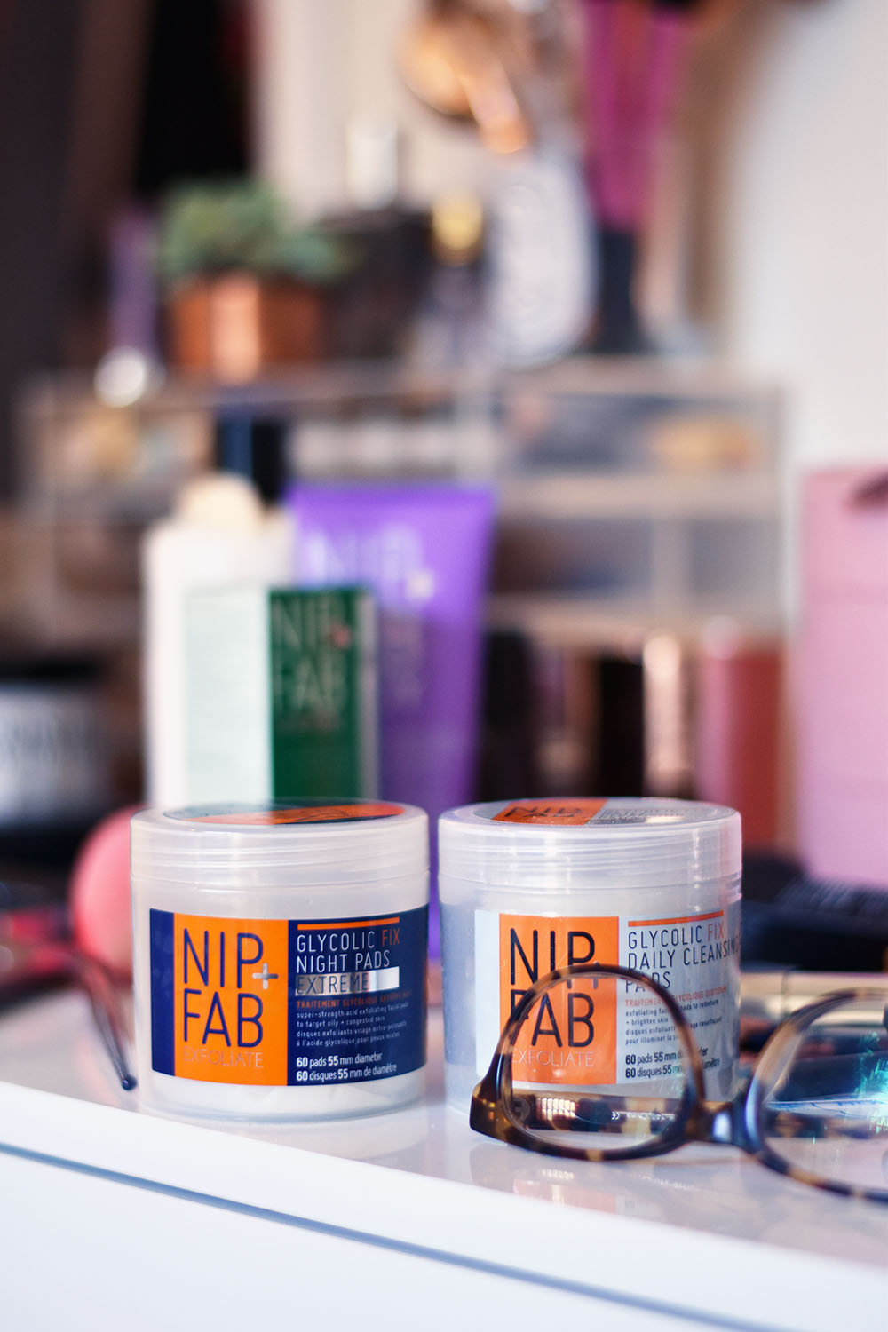 nip-fab-glycolic-fix-night-pads